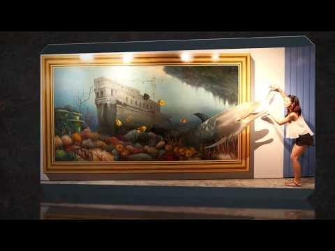 Trick Art Museum (Thailand) Official Clip