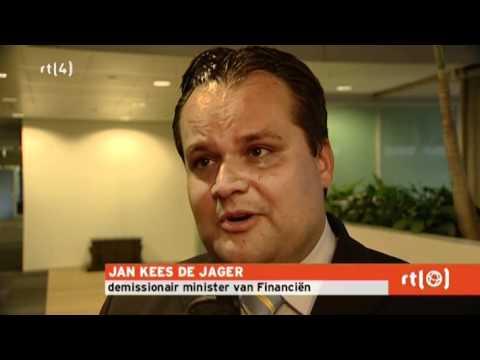 Wellink vertrekt bij De Nederlandsche Bank