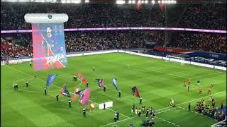 PSG vs Caen : champion mon frère // gracias Javier [12/08/18]