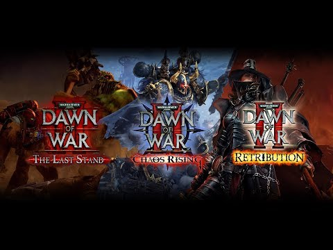 Обзор Warhammer 40k: