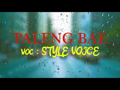 Paleng Bae - Style Voice