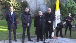 Enviados del papa culminan visita a Chile y hacen llamado a investigar los abusos
