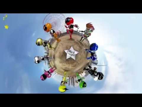 Super Hero Time Kamen rider ex-aid and uchuu Sentai kyuuranger ending