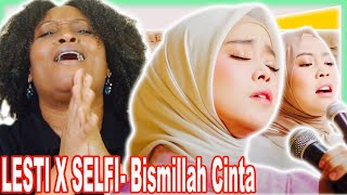 Lesti X Selfi Bismillah Cinta Dangdut Version Live Accoustic Reaction