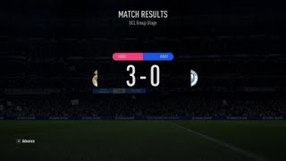 FIFA 19 Kick Off Gameplay Real Madrid vs Manchester city 3-0 full match highlights 2018