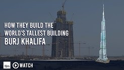 How they build the world's tallest building Burj Khalifa - Construction Documentary