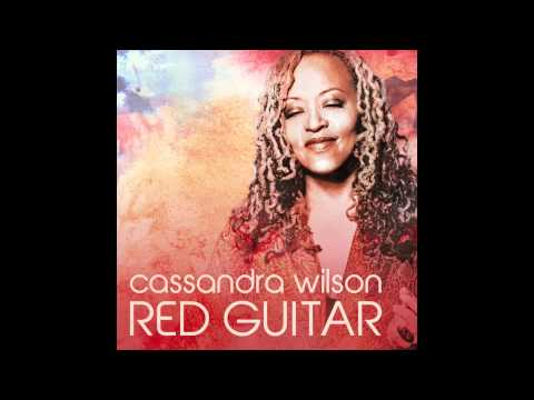 Music video Cassandra Wilson - Red Guitar