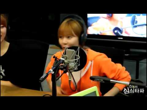 4Minute's Hyuna And Sohyun (SOAH) Freestyle Rap