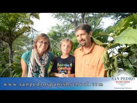 Family experience; culture, food and spanish! at San Pedro Spanish School, Lake Atitlán, Guatemala