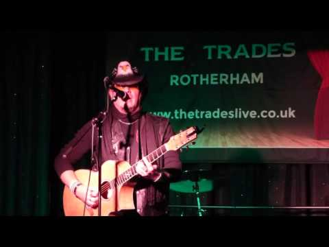 I Wanna Love Someone/Another Chance ' Live Acoustic ' Terry Brock The Trades, Rotherham.