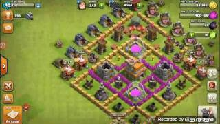 Clash of clans and monster legends