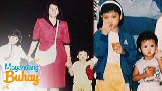 Magandang Buhay: Toni's childhood