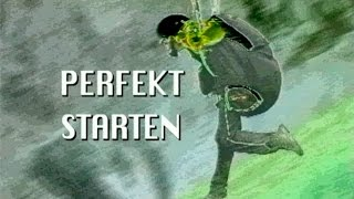 Repeat youtube video Perfekt Starten - PerformanceTraining. Lehrfilm des DHV (8 Min.)