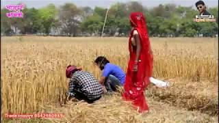 Khesari 2 Comedy | घाम लागता ए राजा | गेहूँ कांटे के नईखे लुर बलम | khesari Lal , Neha ji, Bhojpuri