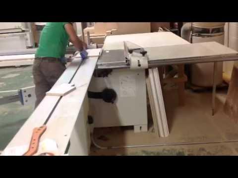 SCM Minimax S315 WS Sliding Table Panel Saw, SCM, Wood Machinery