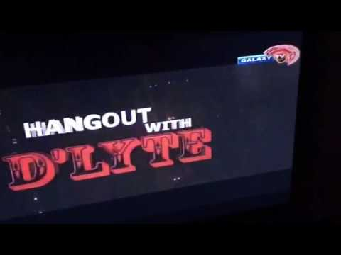 Hangout with D'lyte on Galaxytv