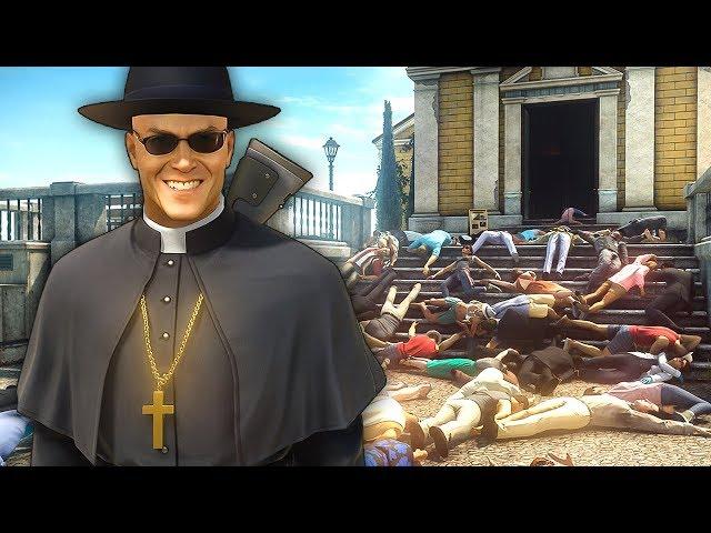 Hitman: Say Your Prayers 47