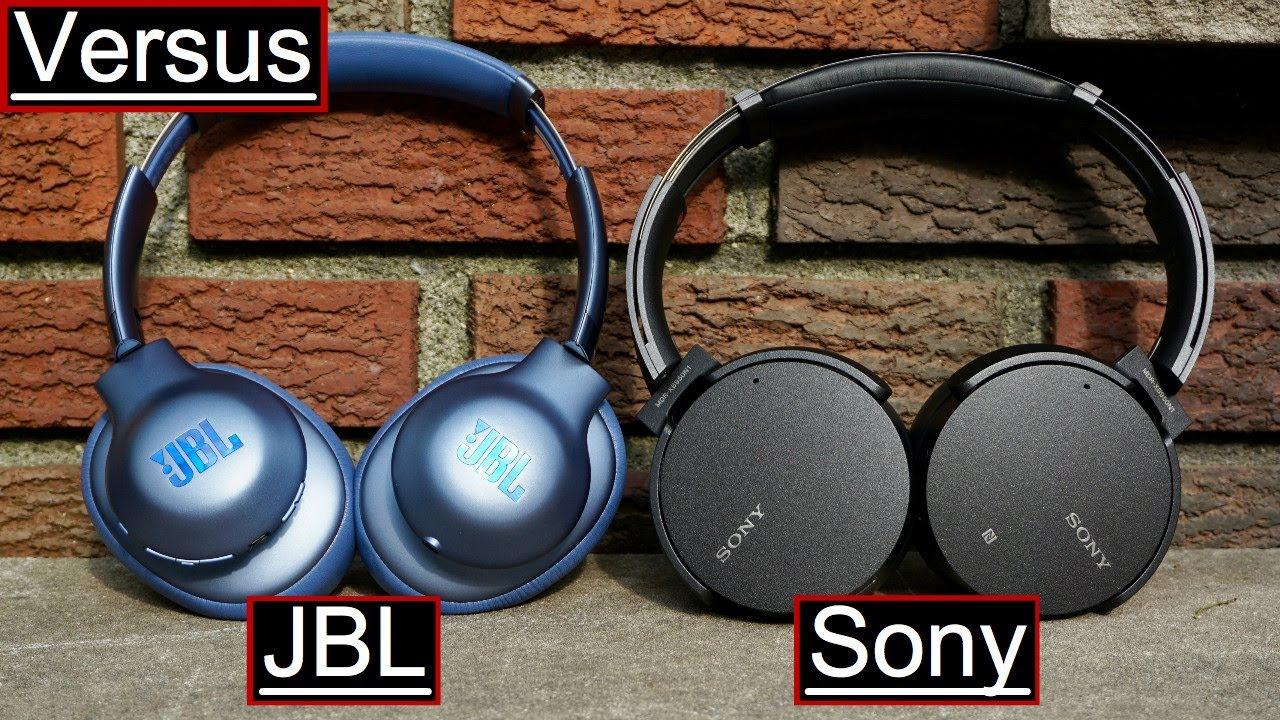 39f3d47943c JBL Everest Elite 750 NC Vs Sony XB950N1 THEY'RE ON SALE - YouTube