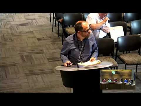 City of West Fargo May 7, 2018 City Commission Meeting