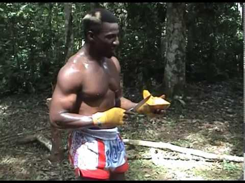 Golola Moses | Training with Mosquitoes  in Mabira Forest