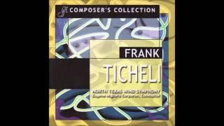 Vesuvius - Frank Ticheli - North Texas Wind Symphony