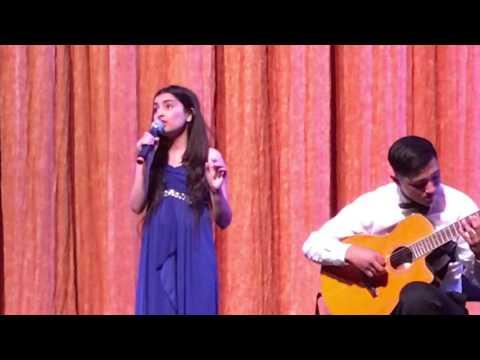 The School Of Arts And Enterprise, Yamila Ocana (Celine Dion - My Heart Will Go On).