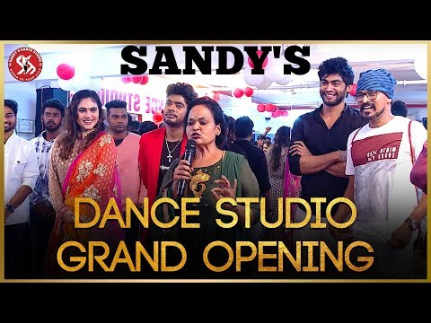 Sandy's Dance Studio Grand Opening