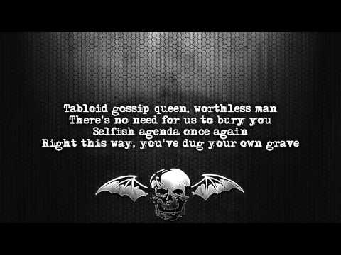 Avenged Sevenfold - Critical Acclaim [Lyrics on screen] [Full HD]