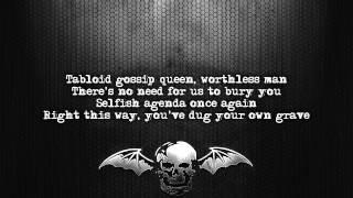 Avenged Sevenfold - Critical Acclaim [Lyrics on screen] [Full HD]