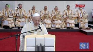 Homilia papieża Franciszka wygłoszona na Polu Wolności w Blaj