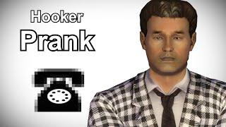 Benny Calls Hookers Again - Fallout New Vegas Prank Call