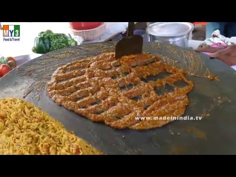 How to Make Aloo Bhuriji | Taddev Junction | MUMBAI | INDIAN STREET FOOD street food