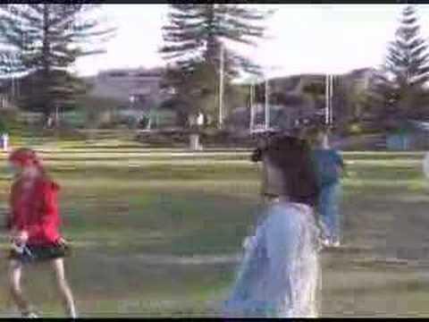 Japan vs Australia soccer at The Entrance