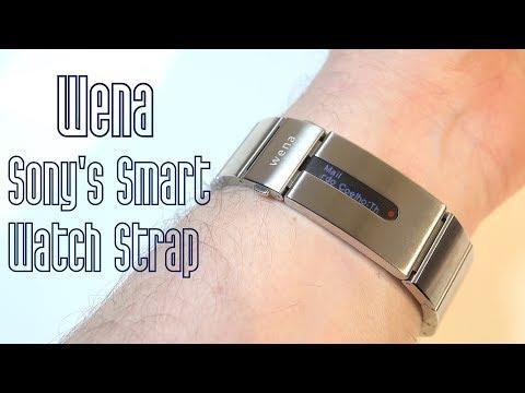 Full REVIEW : Sony WENA Wrist Pro Smart Watch Strap (Japan Edition) - REUPLOAD