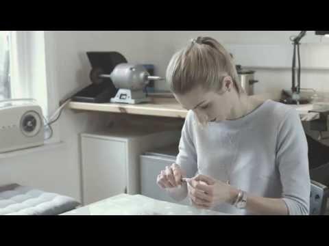Lucy Flint Jewellery - A day in the shop