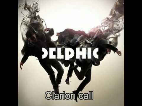 Клип Delphic - Clarion Call
