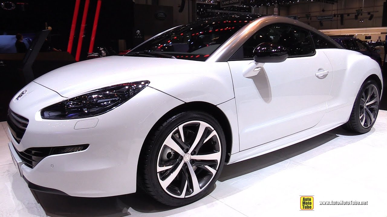 2015 peugeot rcz exterior and interior walkaround 2015 geneva motor show youtube. Black Bedroom Furniture Sets. Home Design Ideas