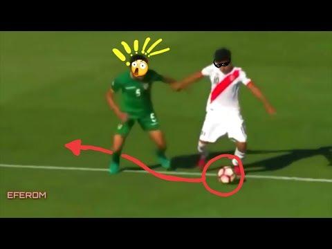😲 El Neymar Peruano Carlos Ruiz (sub 15) hace una jugada a lo Neymar + tunel Fantastico