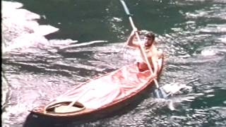 kayaking on the Nymboida River in the 70's | Australia | Film | Video