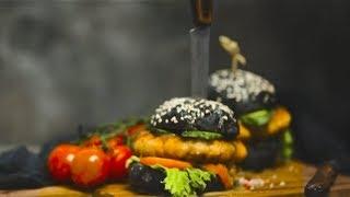 Світові тенденції: чорна їжа...