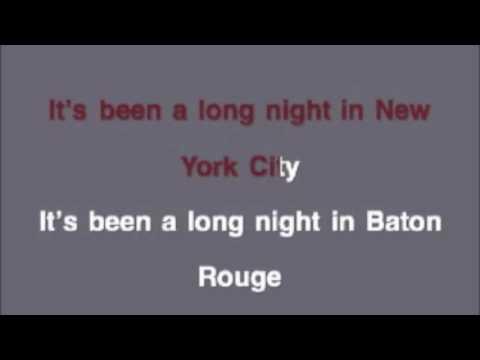 John Mayer - Who Says (Karaoke)
