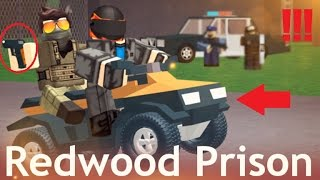 Redwood Prison A.T.V. Review | Roblox