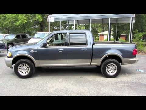 Ford F150 King Ranch >> Short Takes: 2001 Ford F-150 King Ranch (Start Up, Engine, Full Tour) - YouTube