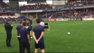 Chalenge Golden barre Montpellier INCROYABLE !!!
