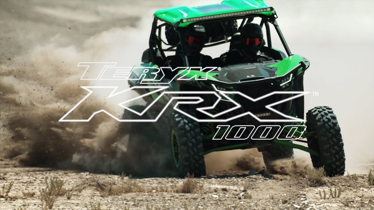 2020 Kawasaki Teryx KRX 1000 | Your World. Your Adventure.