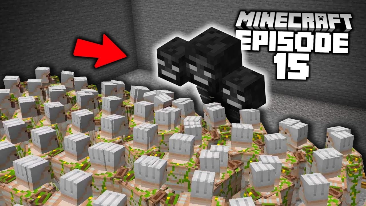 Come sconfiggere il Wither