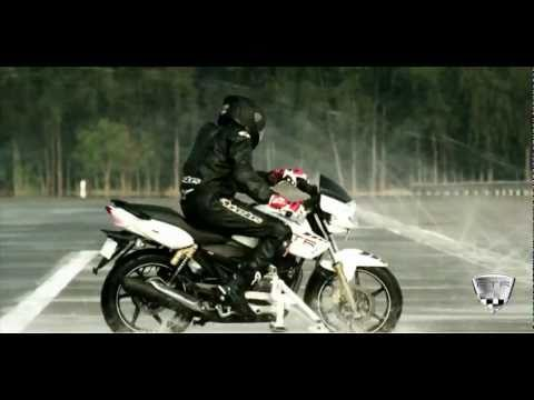 TVS Apache 180 ABS Test Ride Review