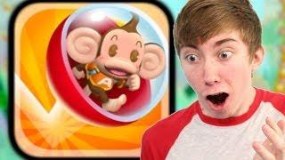 SUPER MONKEY BALL BOUNCE (iPad Gameplay Video)