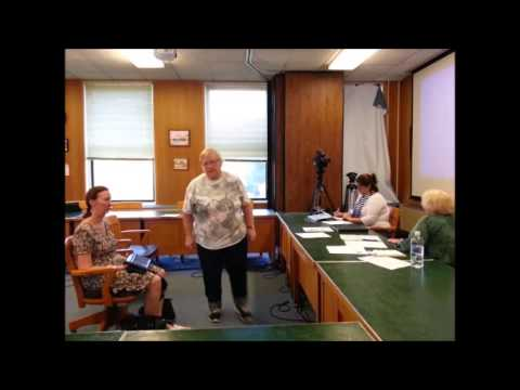 Committee on Social Services, Veterans, Culture, and Recreation June 16, 2014