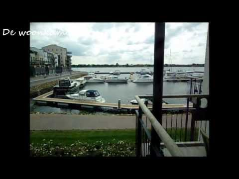 P waterfront suite marina de eemhof youtube